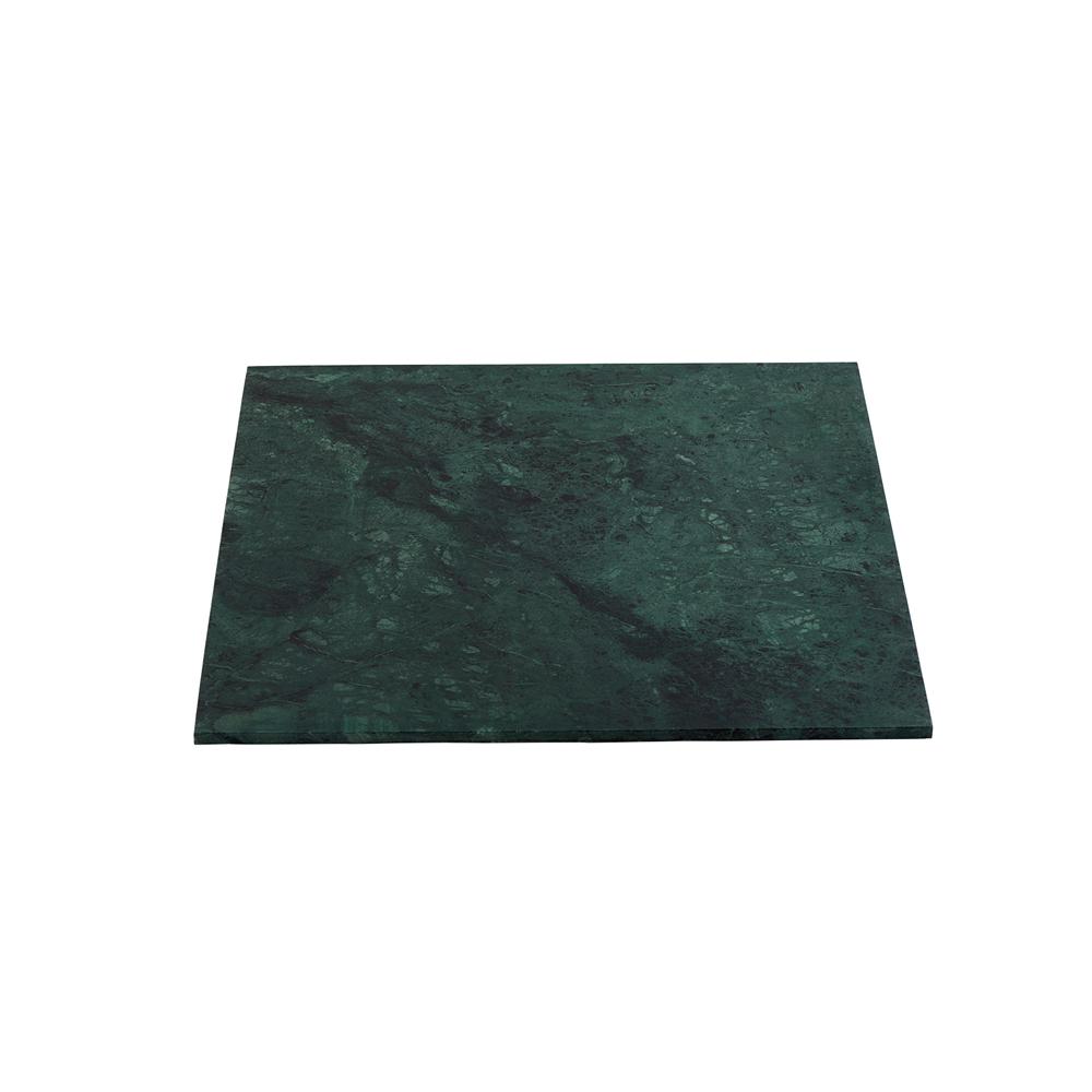 House Doctor, Bordplade grøn marmor 60x60 - FORMajour