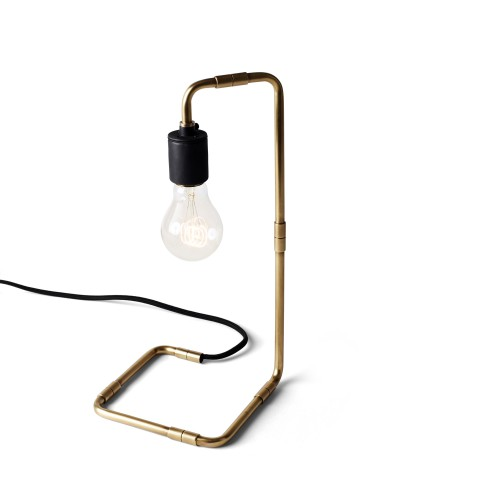 Menu, Read Lamp - Messing