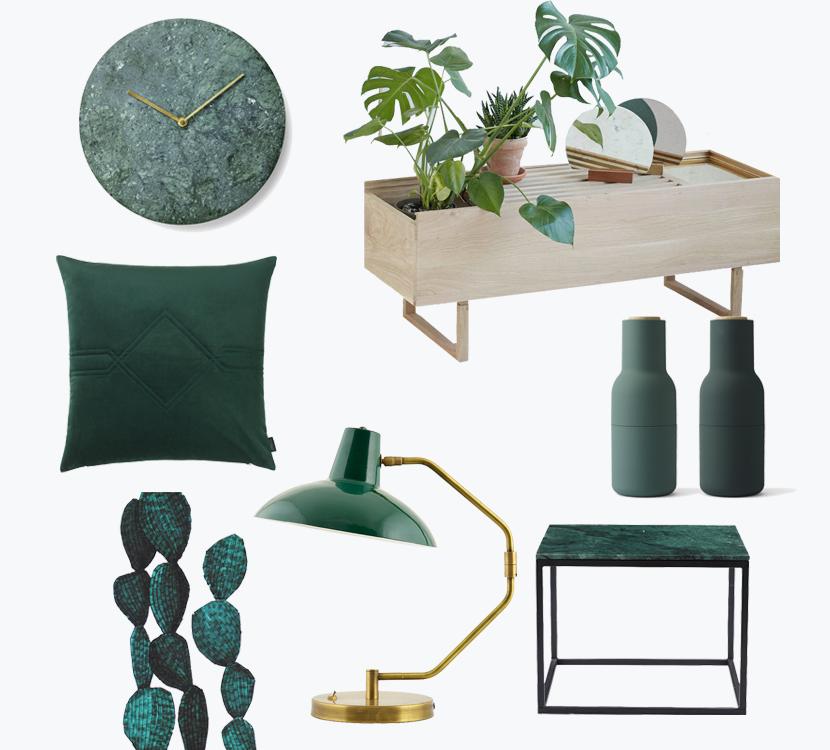 designshop louise roe kristina dam studio house doctor menu dorthe svarrer FORMajour grøn green