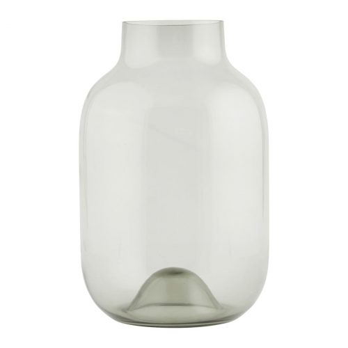 House Doctor, Vase - Shaped grå - FORMajour