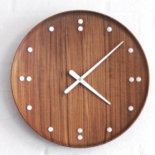 Finn Juhl for Architectmade, FJ Clock - vægur