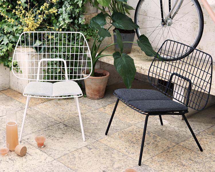 string menu chair stol udeliv altan terrasse udemøbler havemøbler let