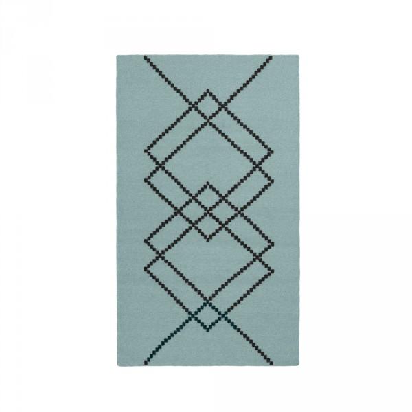 rug vintagegreen