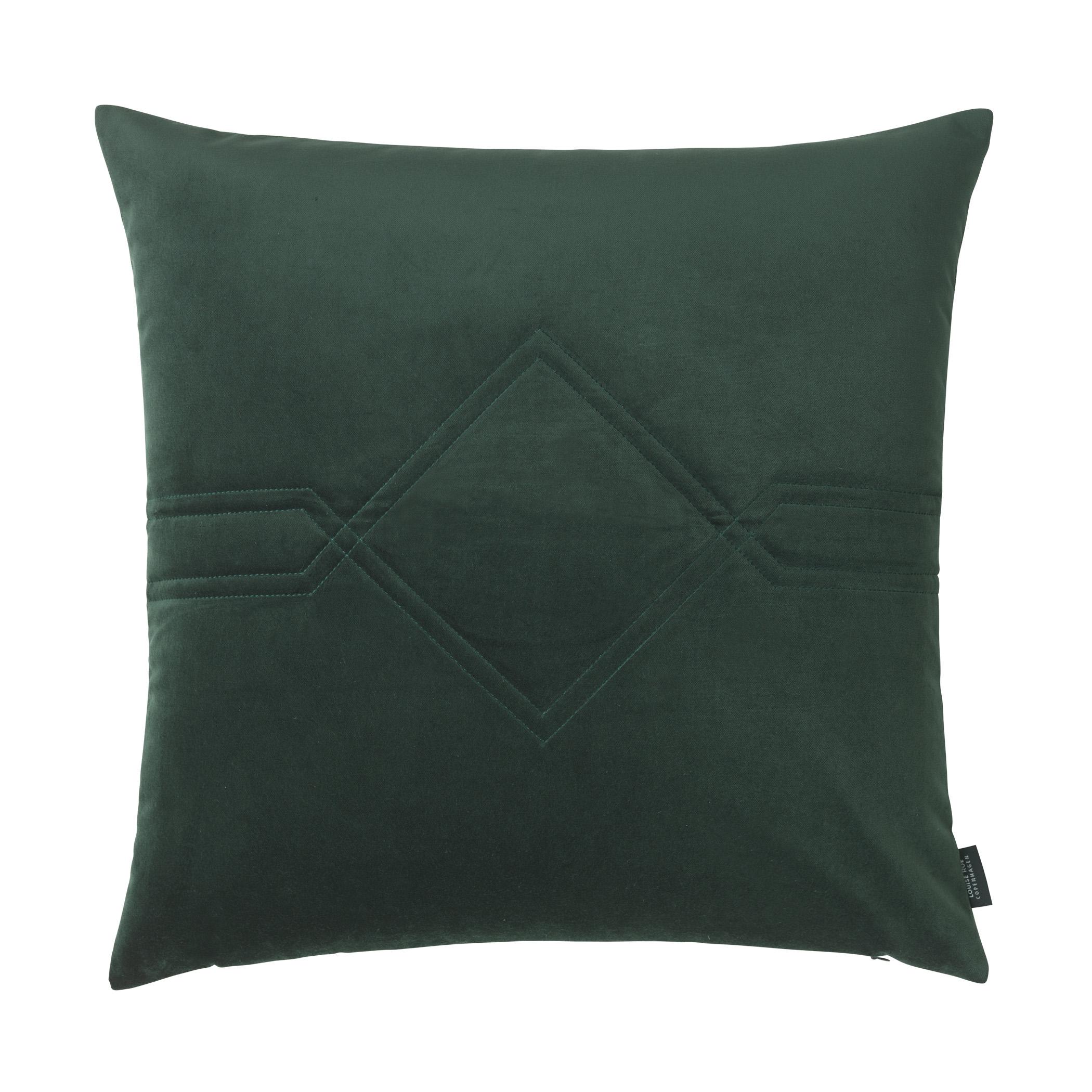 Louise Roe, Diamond pude - Grøn