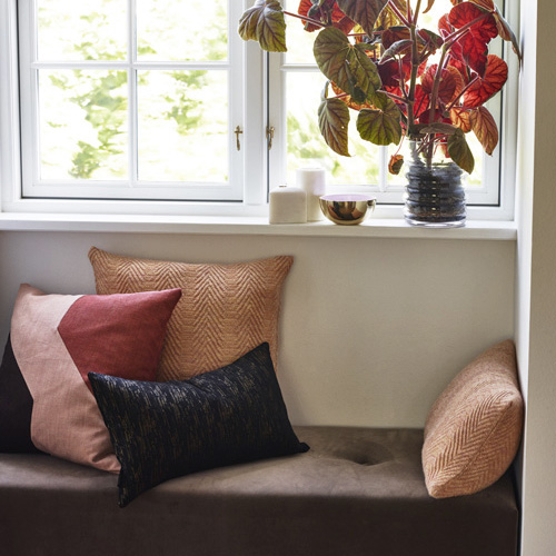 louise roe puder sarte rosa pastel tekstiler