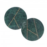 House Doctor, Platte, Grøn marmor – Cirkulær
