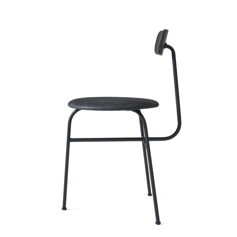 Menu stol, Afteroom Sort/Sort læder