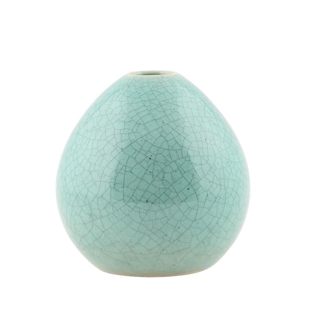 House Doctor, Vase - Drop, mintgrøn - FORMajour