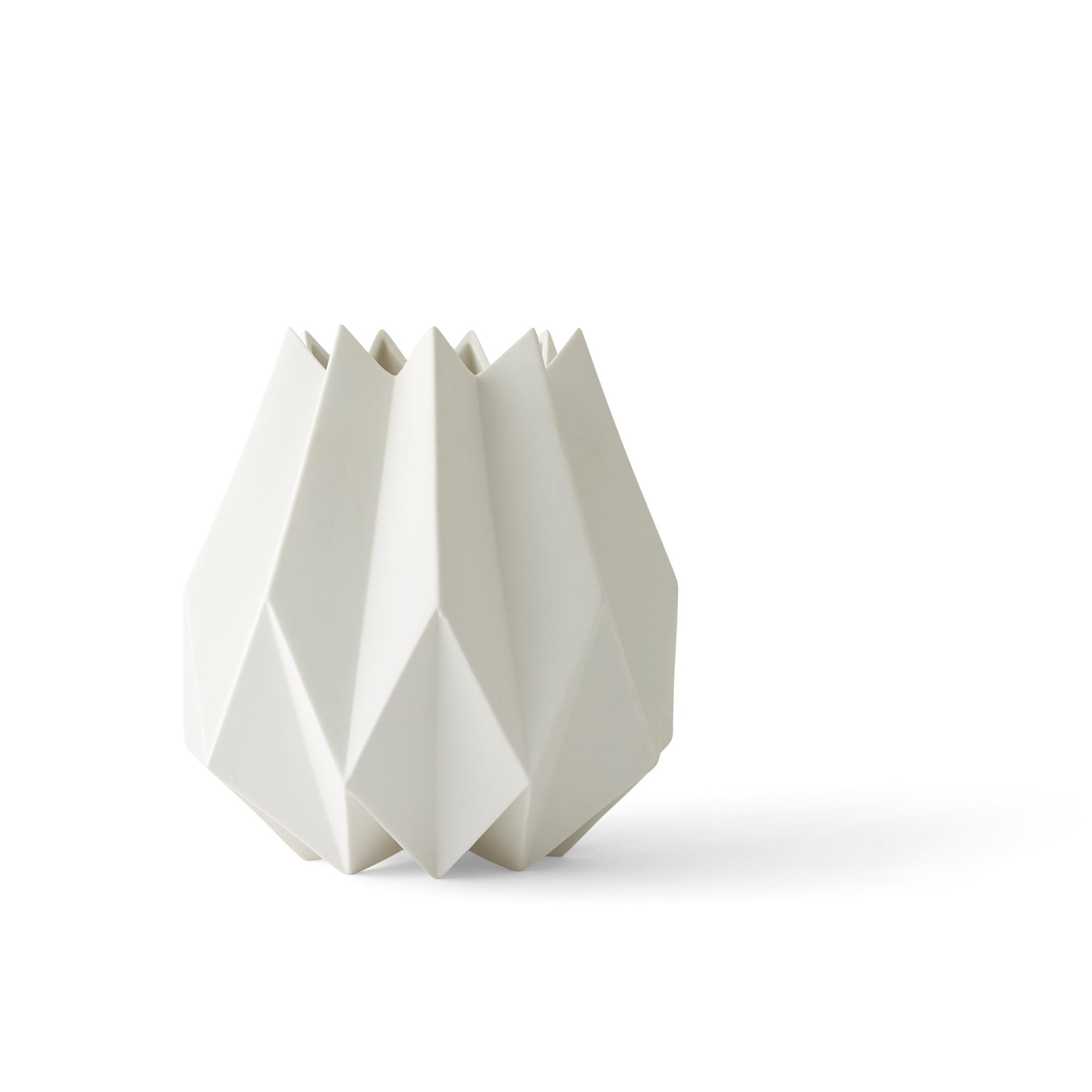 Menu, Folded Vase - FORMajour