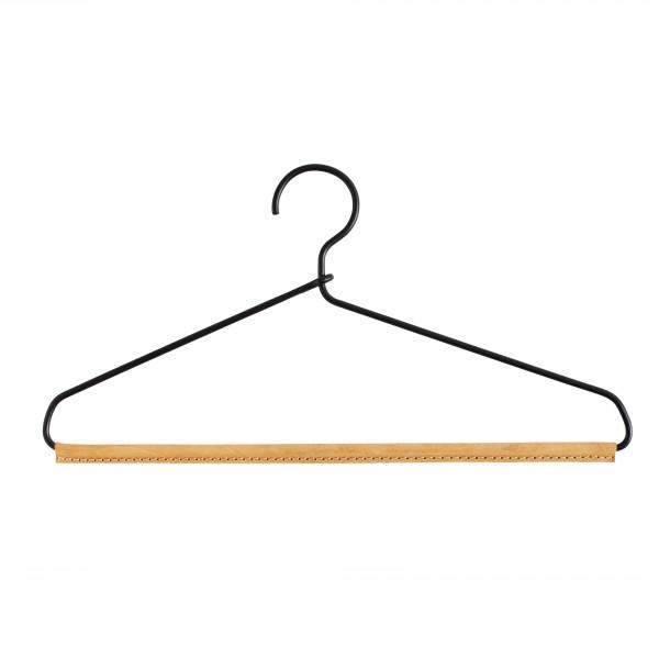 MUUBS, Hanger Frank, bøjle – Sort/læder