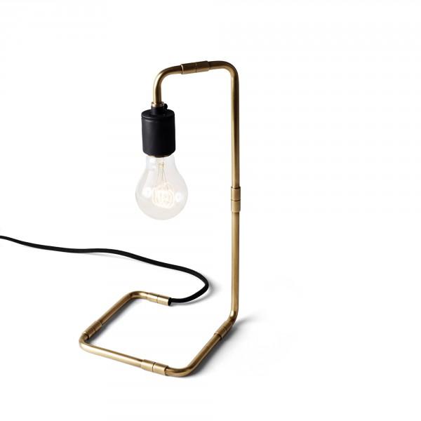 Menu, Read Lamp – Messing