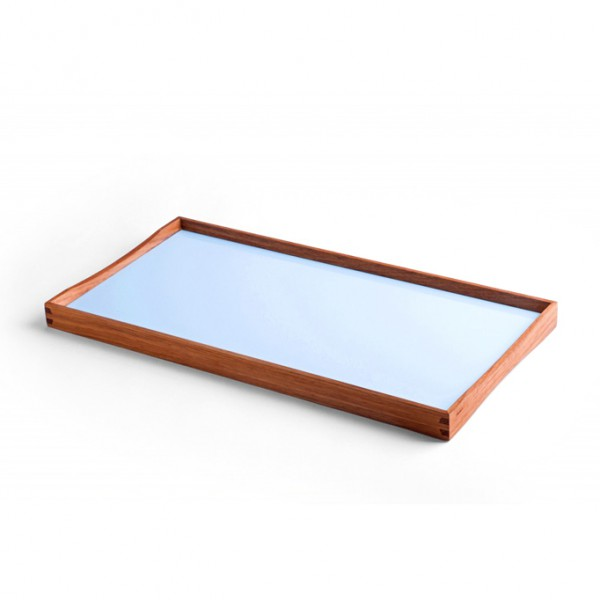 Finn Juhl Turning Tray – Sort/Blå