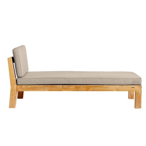 lounge solseng muubs havemøbler teak hynde have terrasse udeliv formajour