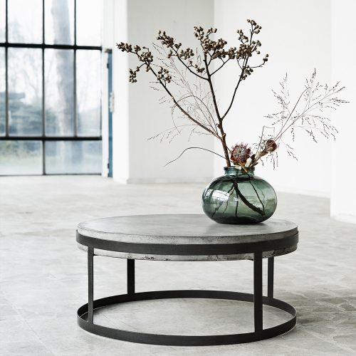muubs beton bord formajour rundt cirkulært