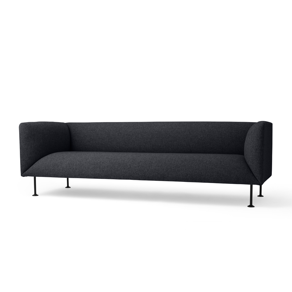 Menu, Godot Sofa, 3-seater - FORMajour
