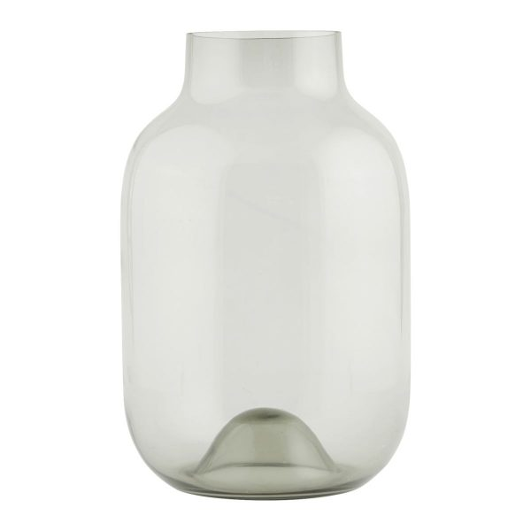 House Doctor, Vase – Shaped grå – FORMajour