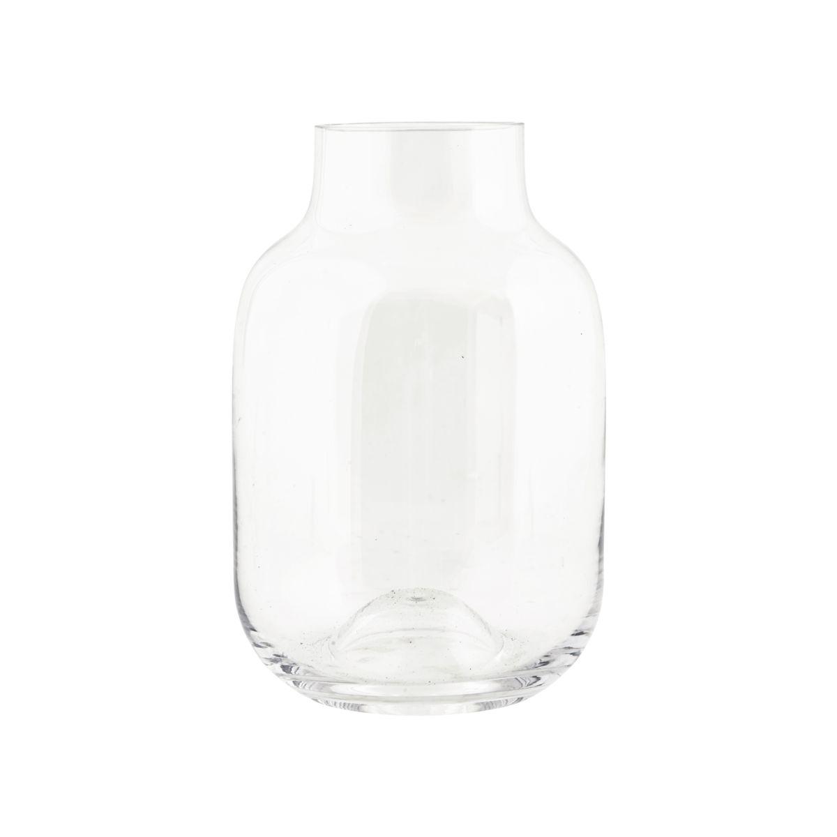 House Doctor, Vase - Shaped klar 25 cm