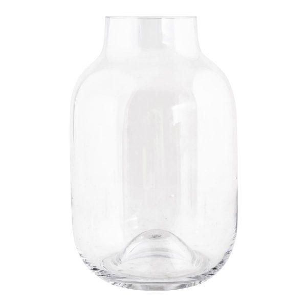 House Doctor, Vase – Shaped klar 32 cm