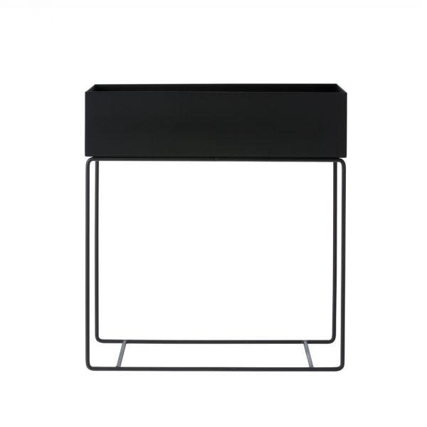black-plant-box-front