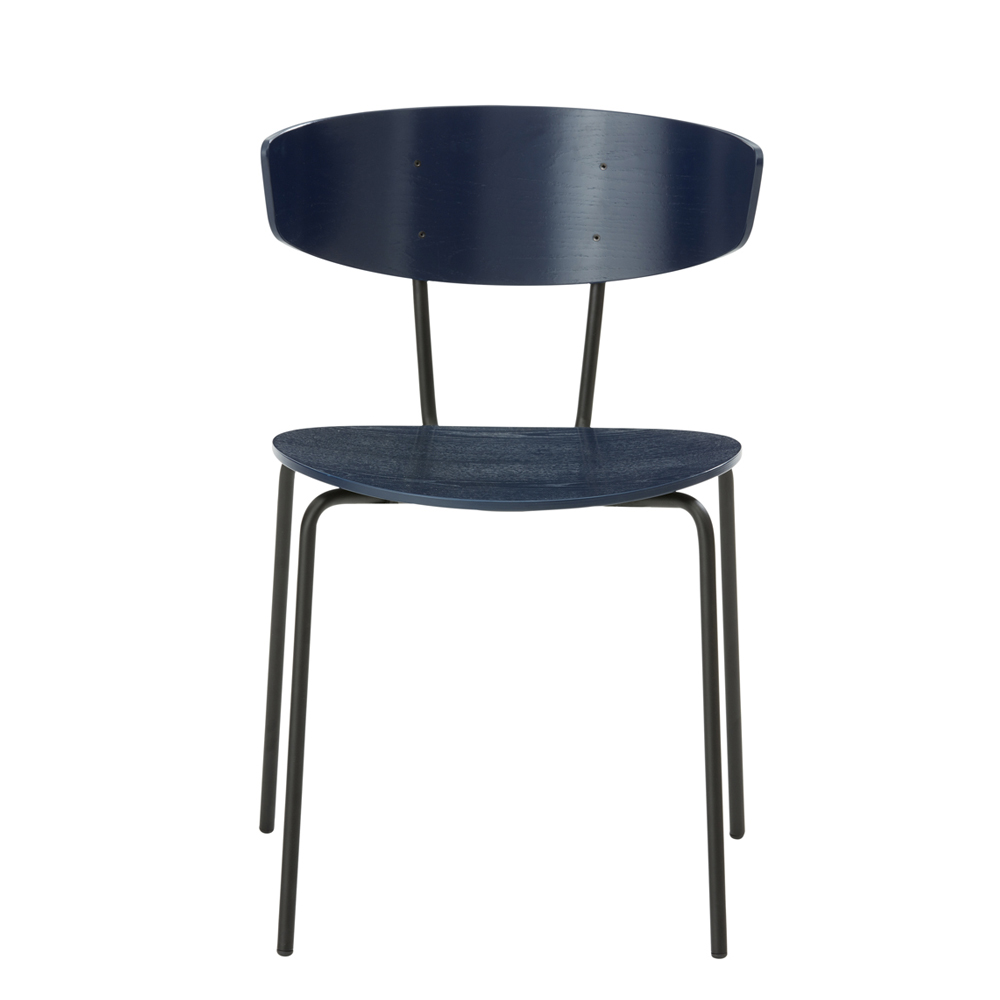 FERM LIVING, Herman Chair - Blå