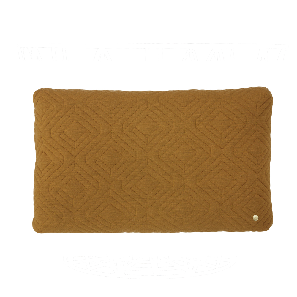 FERM Living, Quilt cushion karrygul