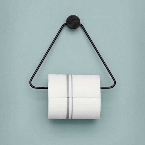 toiletrulleholder ferm living sort