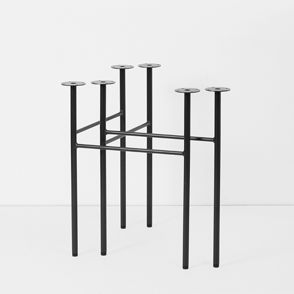 ferm living mingle table legs