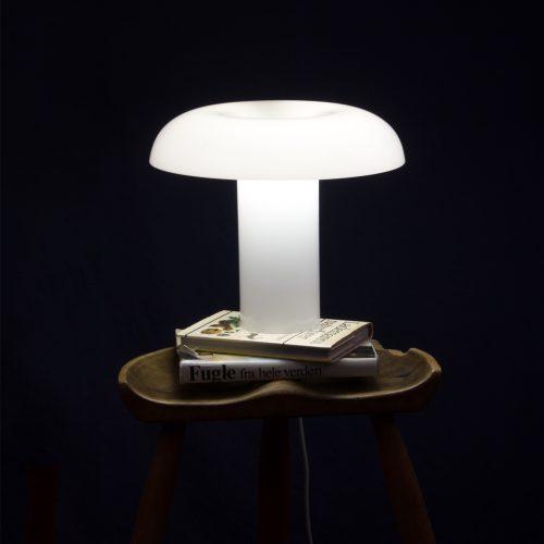 glass lamp glas lampe opal