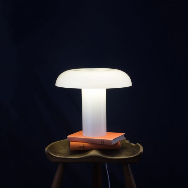 glass lamp stemning formajour