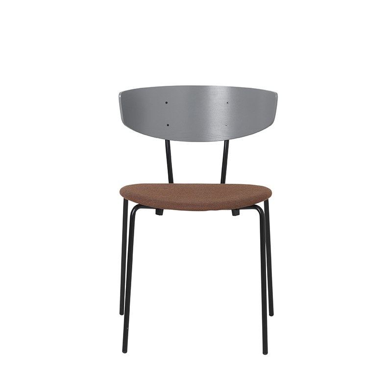 FERM LIVING, Herman Chair - Grå/Rust
