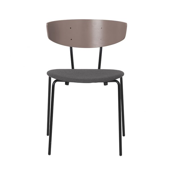 herman chair rose grey