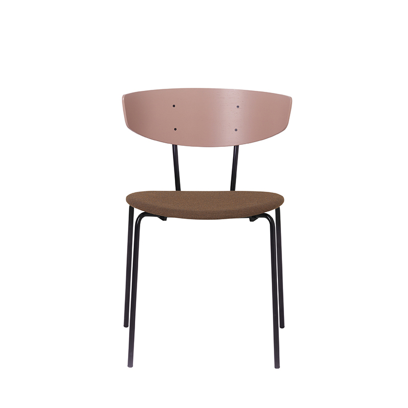 FERM LIVING, Herman Chair - Rosa/Rust