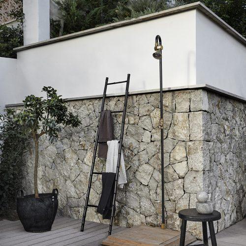 stige muubs bambus udeliv sort terrasse altan