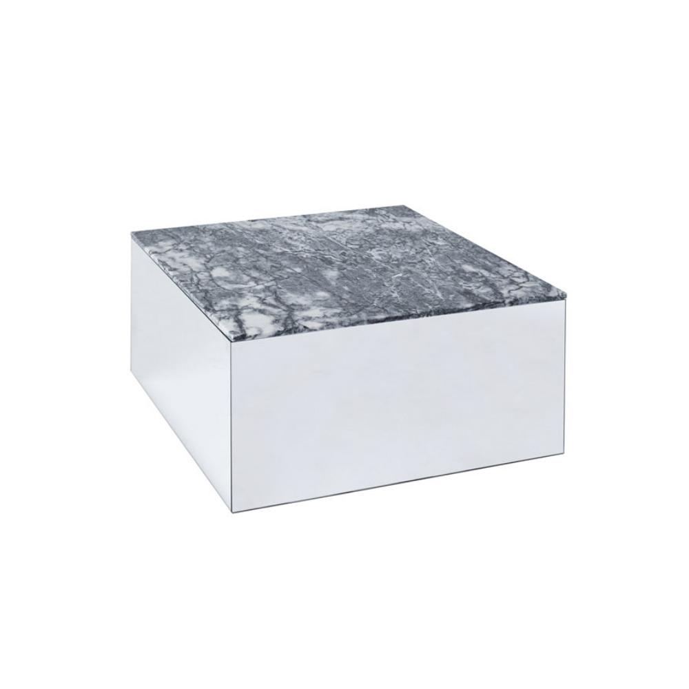 Kristina Dam, Mirror Table marmor spejl lille bord