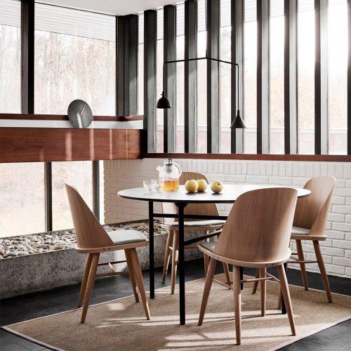 synnes chair stol menu træ ask formajour design