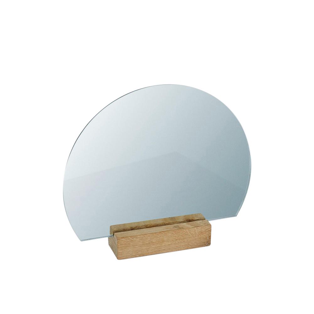 half moon mirror kristina dam