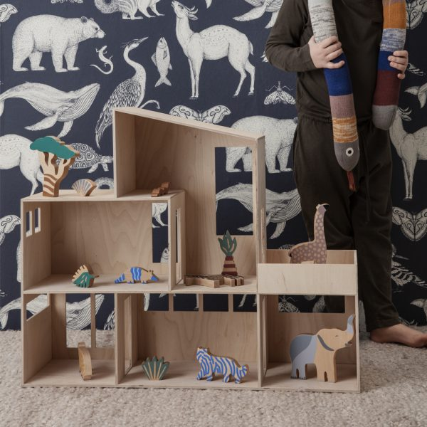 bauhaus mini ferm living kids room