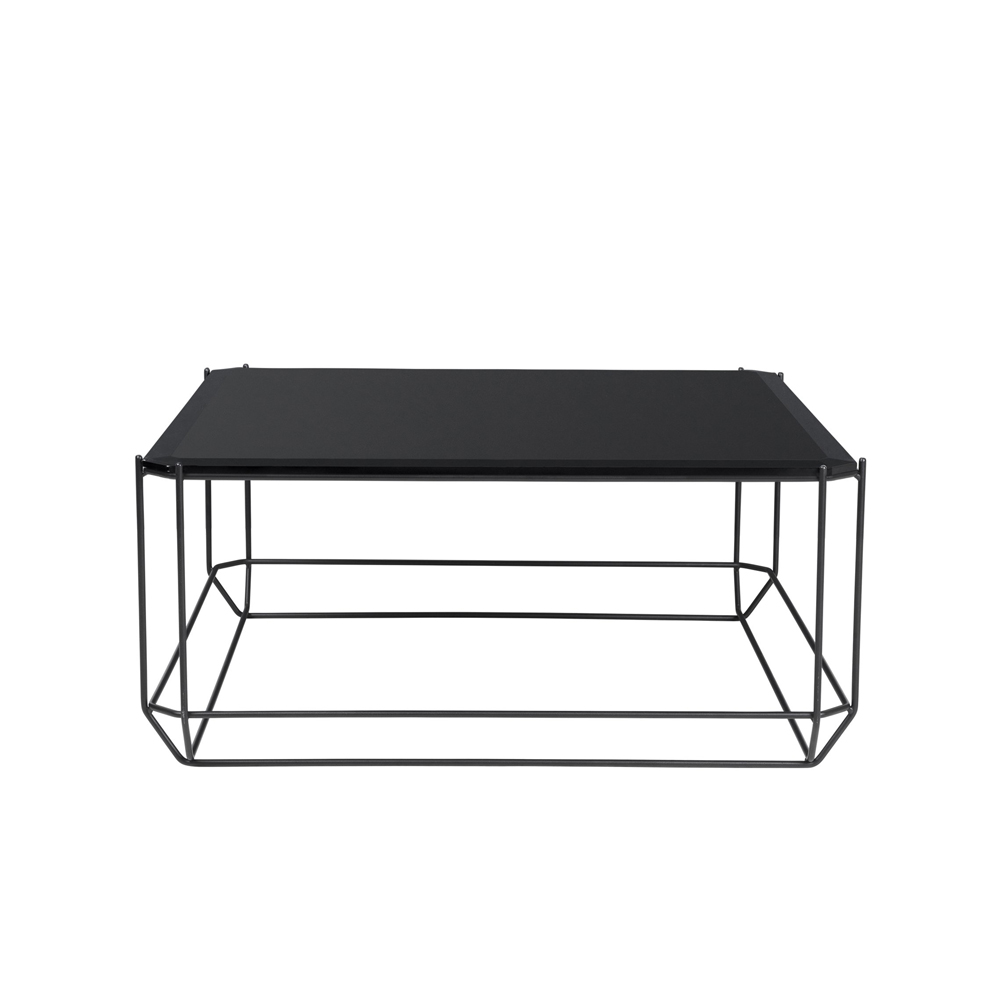 Louise Roe, The jewel coffee table - smoked glass