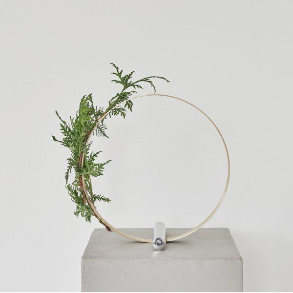 decoration circle green