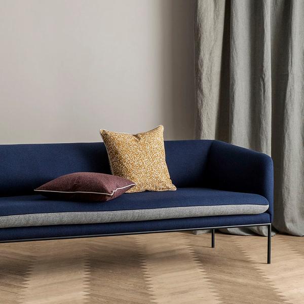 sofa blue gley