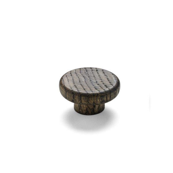 dark ash knobs