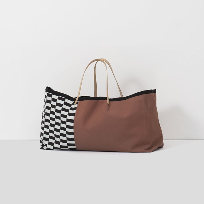 FERM LIVING, Herman Big Bag Ochre