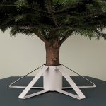 ferm living christmas tree foot grey