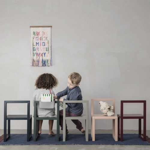 ferm Living, Little Architect Chair - flere farver