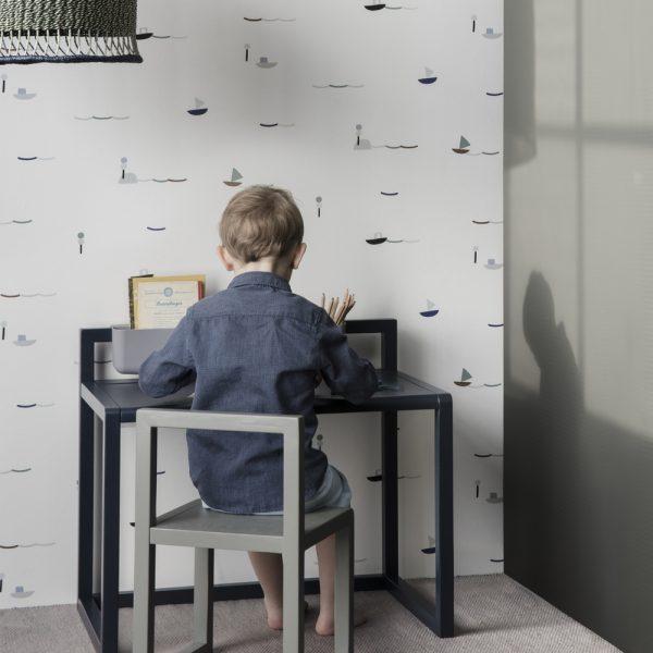 little architect chair grey
