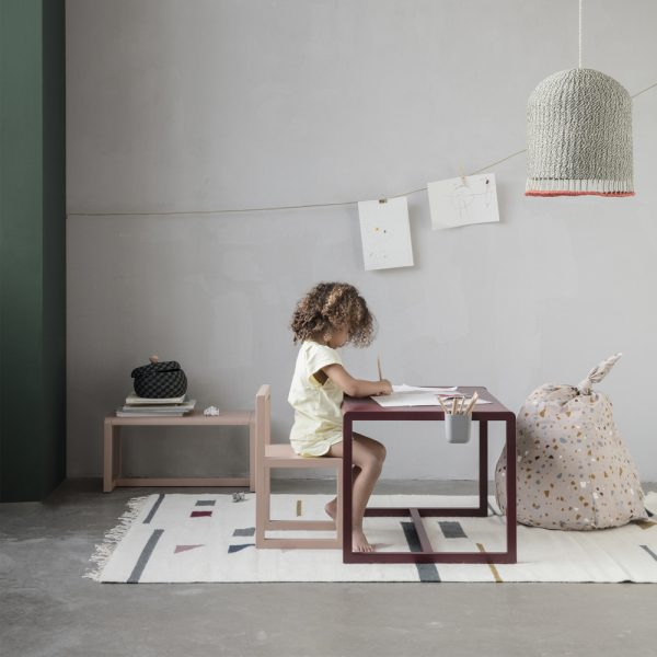 little architect desk and chair