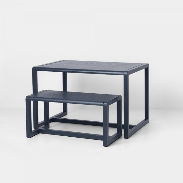 little architect table and bench