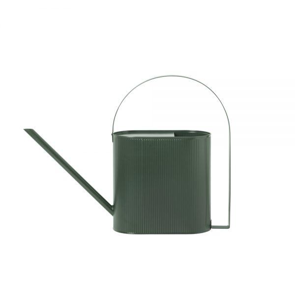ferm living bau watering can green