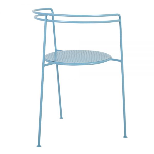 OK design point chair pigeon blue