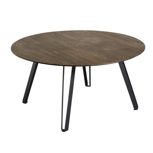 MUUBS - Spisebord Space, Røget Eg Ø120